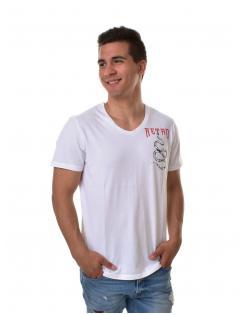 Retro Jeans férfi póló SNAKE T-SHIRT