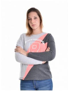 Retro Jeans női pulóver VALERIE JOGGING TOP