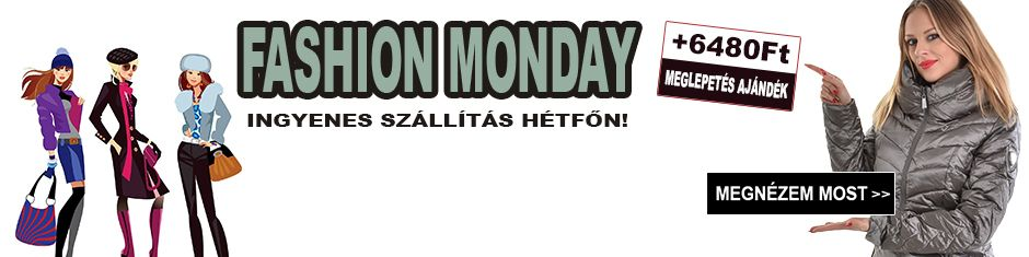 FASHION MONDAY!